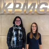 KPMG apprentices